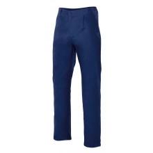 Pantalon de algodon 342-1 azul marino VELILLA