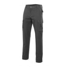 Pantalon multibolsillos 103001-8 gris VELILLA