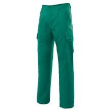Pantalon multibolsillos 31601-2 verde VELILLA