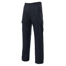 pantalon multibosillos 31601-0 negro VELILLA