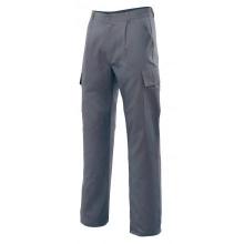 Pantalon multibolsillos 31601-8 gris VELILLA