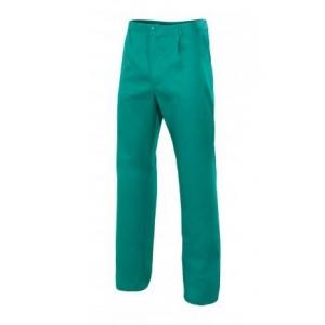 Pantalon elastico 349-2 verde VELILLA