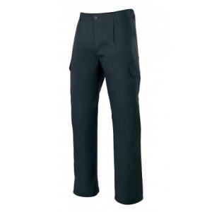 Pantalon multibolsillos forrado 103006-0 negro VELILLA