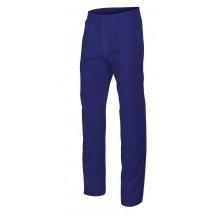 Pantalon con pinzas 317-1 azul marino VELILLA