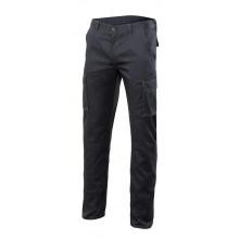 Pantalon multibolsillos forrado stretch 103015S-0 negro VELILLA
