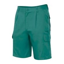 Pantalon multibolsillos 344-2 verde VELILLA