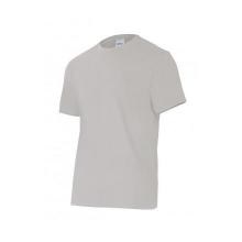 Camiseta manga corta 5010-59 gris perla VELILLA
