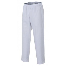 Pantalon pijama 253001-7 blanco VELILLA