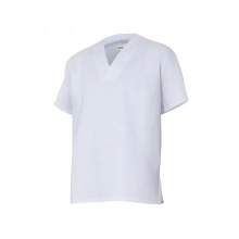 Camisola manga corta 255201-7 blanco VELILLA