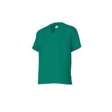 Camisola manga corta 255201-2 verde VELILLA
