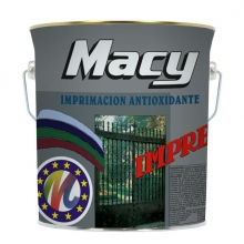Imprimación sintetica verde 4 l MACY
