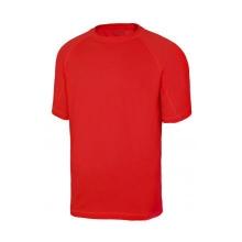 Camiseta tecnica manga corta 105506-56 rojo vivo VELILLA