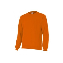 Sudadera unisex 105701-16 naranja VELILLA