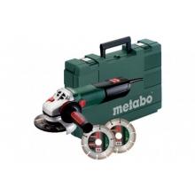 Amoladora mini Ø125 WE 17-125   1700W METABO
