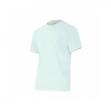 Camiseta tecnica manga corta 105506-7 blanco VELILLA