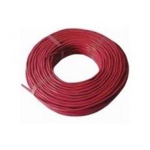 Manguera goma eléctrica 3x1.5 roja  (5 metros)