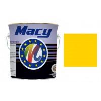 Esmalte sintético brillo amarillo limon 4l MACY