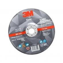 Disco corte Silver PSG Plano 115x1mm (10 unidades) 3M