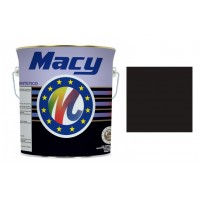 Esmalte sintético negro mate 750ml MACY