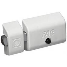 Cerrojo 446-RP/80 UVE Magnet blanco FAC