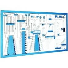 Panel madera serigrafiado para herramientas 1370x25x800mm HECO