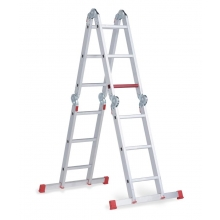 Escalera Varitrex-Plus aluminio 4x3 altura 4,3 m ALTREX