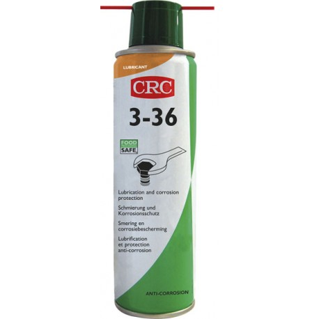 Lubricante anticorrosion 3-36 500ml CRC