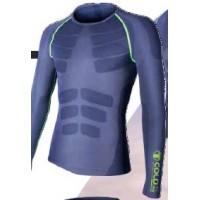 Camiseta termica m/larga Undercold UDC1400 3L