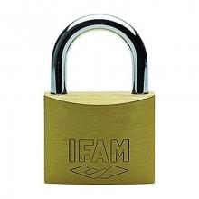Candado laton K15 arco normal IFAM