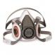 Mascara buconasal mediana 6200 reutilizable sin filtros 3M
