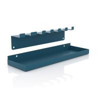 Soporte para llaves vaso panel madera HECO