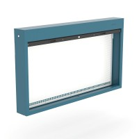 Armario mural herramientas 1500mm panel perforado 110154 HECO