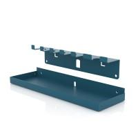 Bandeja para llaves de vaso y accesorios para panel metalico HECO