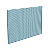 Panel herramientas perforado metálico 1300x25x800mm HECO