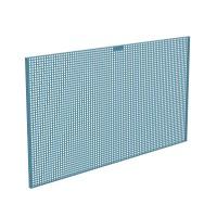 Panel herramientas perforado metálico 1500x25x800mm HECO