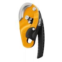 Descensor RIG 10-11.5 mm amarillo PETZL
