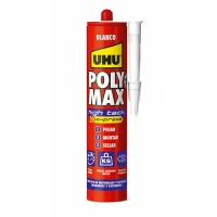 Sellador polimero Poly Max High Tack express 425 g blanco IMEDIO-UHU
