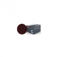 Disco velcro STAR-BRITE rojo Ø150mm grano medio BESA