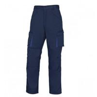 Pantalon MACH2 M2PA2 azul marino/azul rey T-S DELTAPLUS