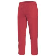 Pantalon pijama cintas 533001-24 rojo coral VELILLA