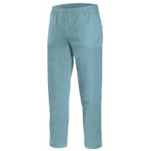 Pantalon pijama cintas 533001-28 turquesa claro VELILLA