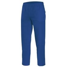 Pantalon pijama cintas 533001-62 azul ultramar VELILLA