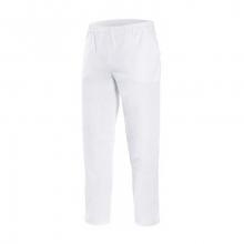 Pantalon 100% algodon 533005-7 blanco VELILLA