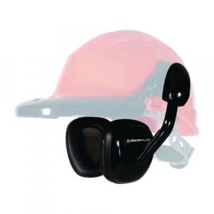 Protector oidos SUZU2NO SNR 24dBpara cascos QUARTZ negro DELTAPLUS