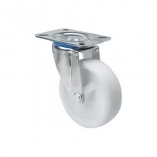 Rueda giratoria 2-2334 Ø100mm 200kg poliamix blanca ALEX