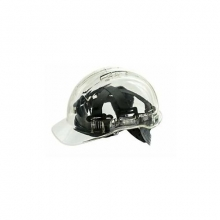 Casco Helmet Clear transparente PEAKVIEW