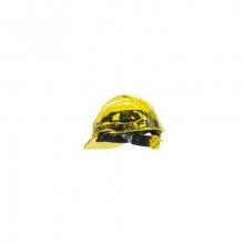 Casco Helmet Amarillo transparente PEAKVIEW