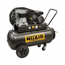Compres B-2800B/3T/100 tech c/roll 100l 3HP CM3 400V NUAIR