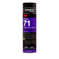 Adhesivo S71 aerosol transparente 500ml 3M