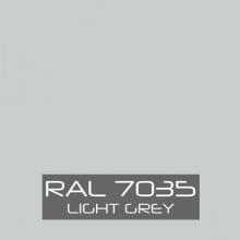 Pintura spray 400ml RAL7035 gris